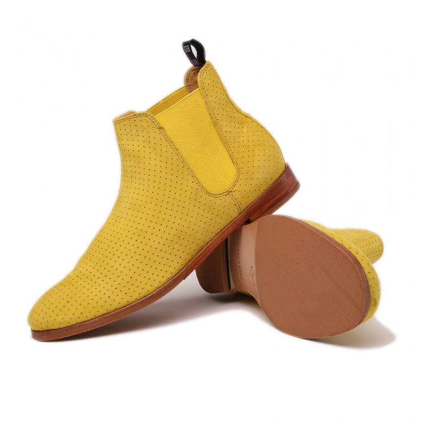 EVE 6659 suede YELLOW