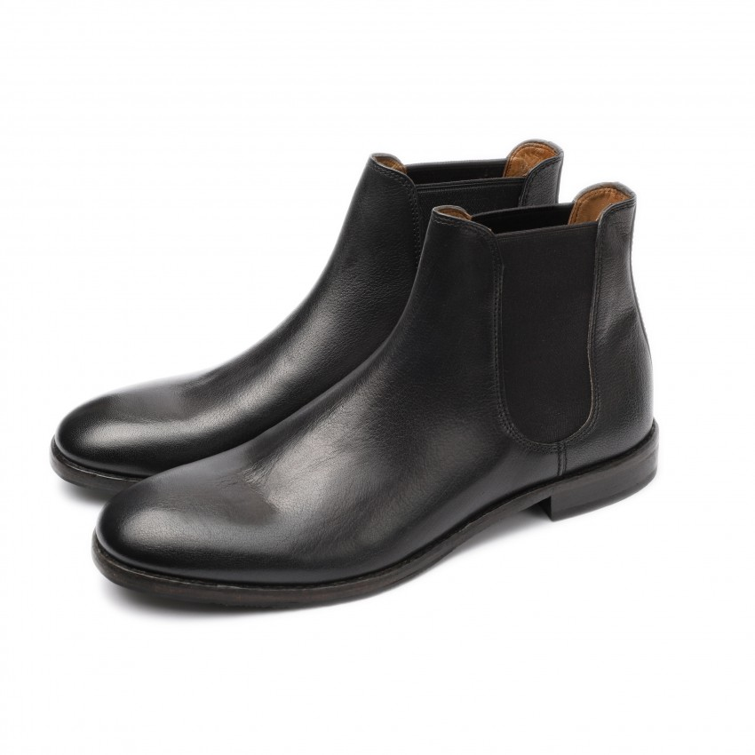 ALESSIO A151655 buff calf black
