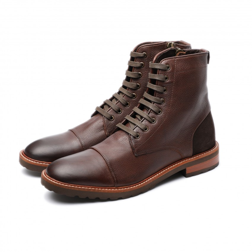ALESSIO A500433 cow milled brown