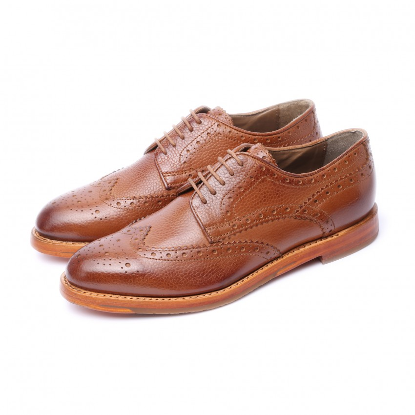 CROCKETT S160479 cow cochin cognac