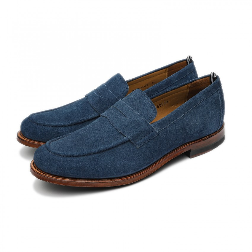 ALICE LOAFER 6052-A blue