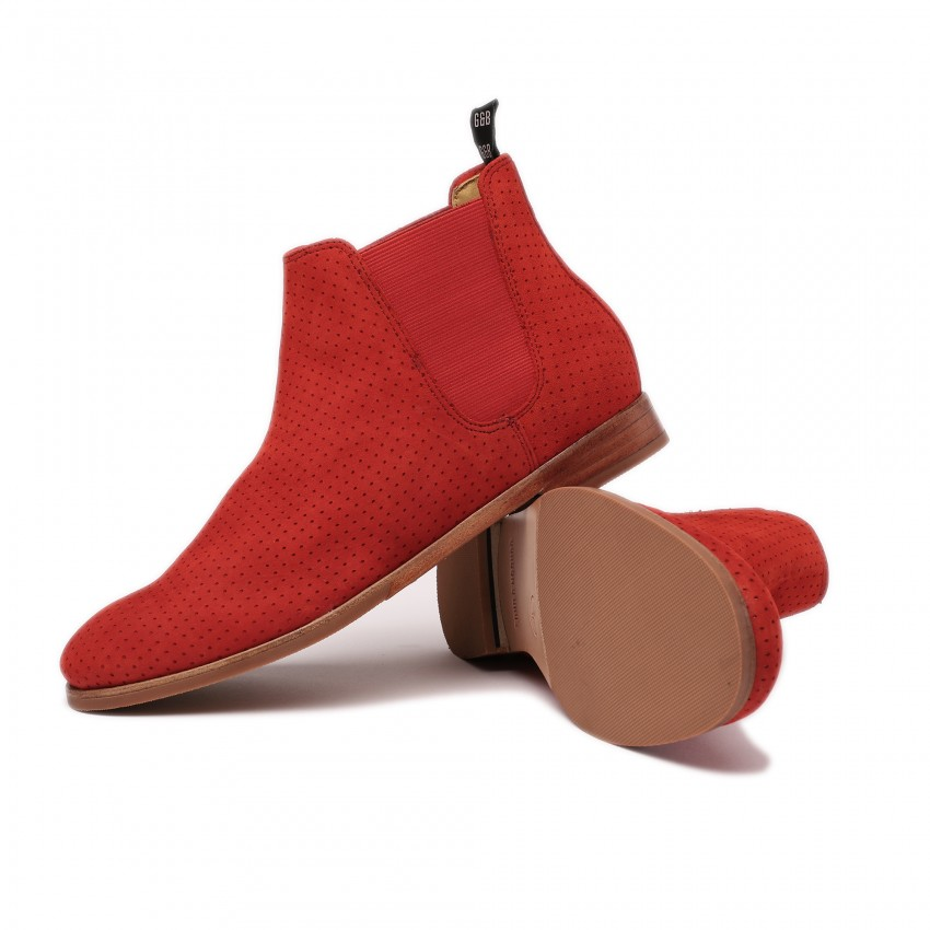 EVE 6659 suede RED