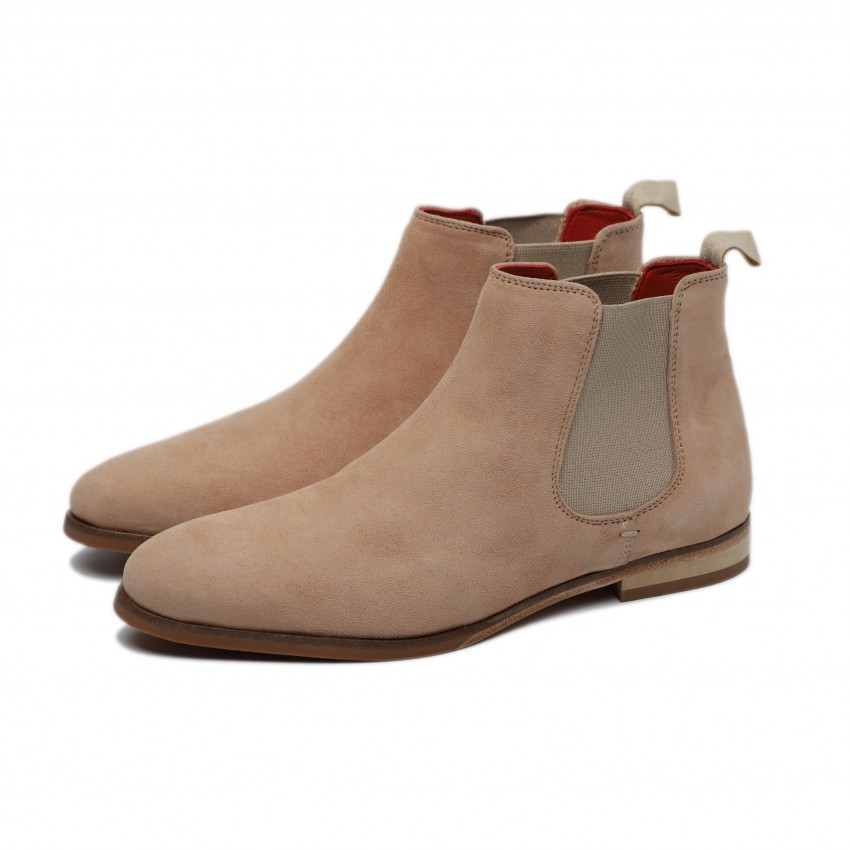 PARIS 6604 suede SAND