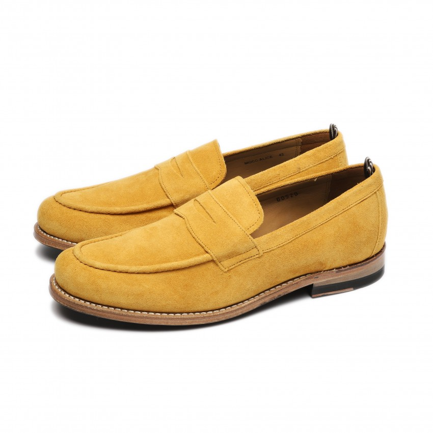 ALICE LOAFER 6052-C yellow